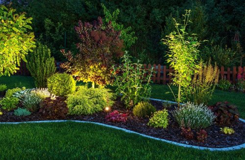 landscape - lighting